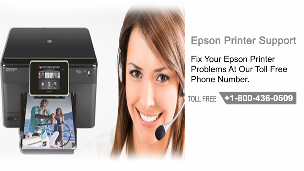 Support For Epson Printer