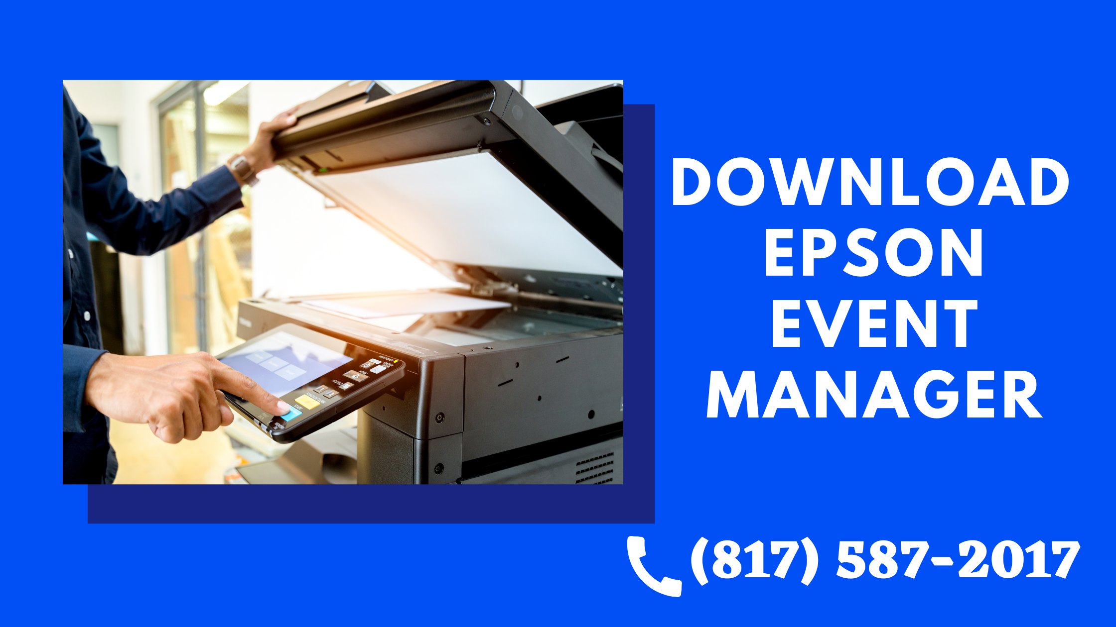 Epson Event Manager Software Downloads 817 587 2017 For Mac Windows
